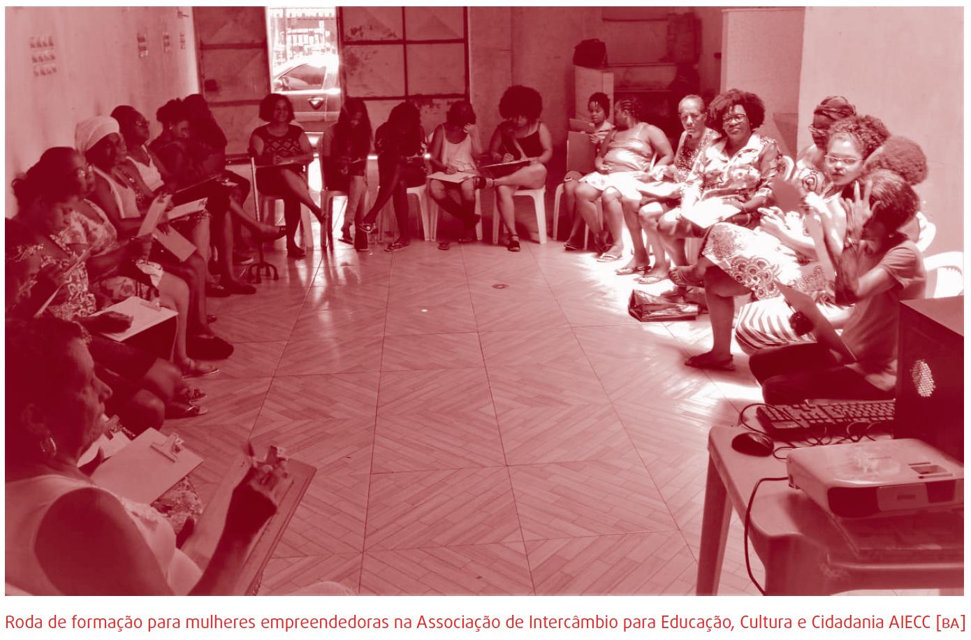 Ideas – Assessoria Popular (BA) - Associação dos Trabalhadores Negros do Centro Tradicional de Salvador