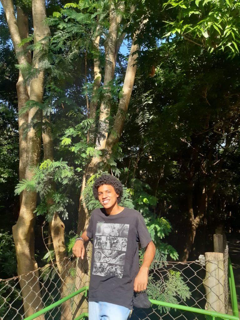 João Gabriel Ribeiro, 20 anos